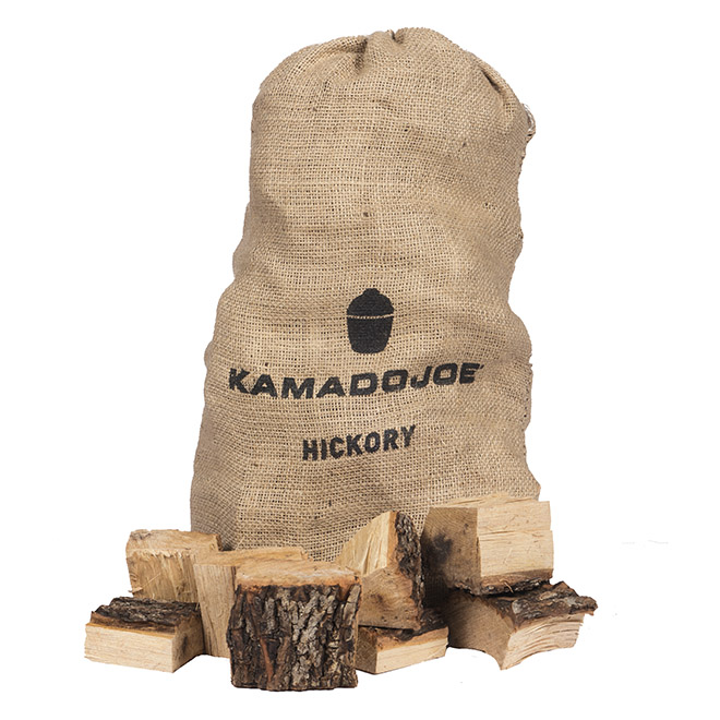 Copeaux de bois de hickory à fumer, 10 lb