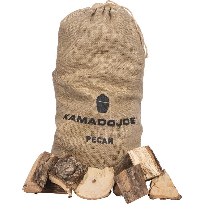 Copeaux de bois de pacanier à fumer, 10 lb