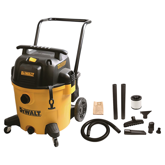 Wet and Dry Vacuum - 6.0 HP - 14 Gallons