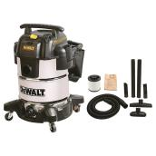 Wet and Dry Vacuum - 5.0 HP - 10 Gallons