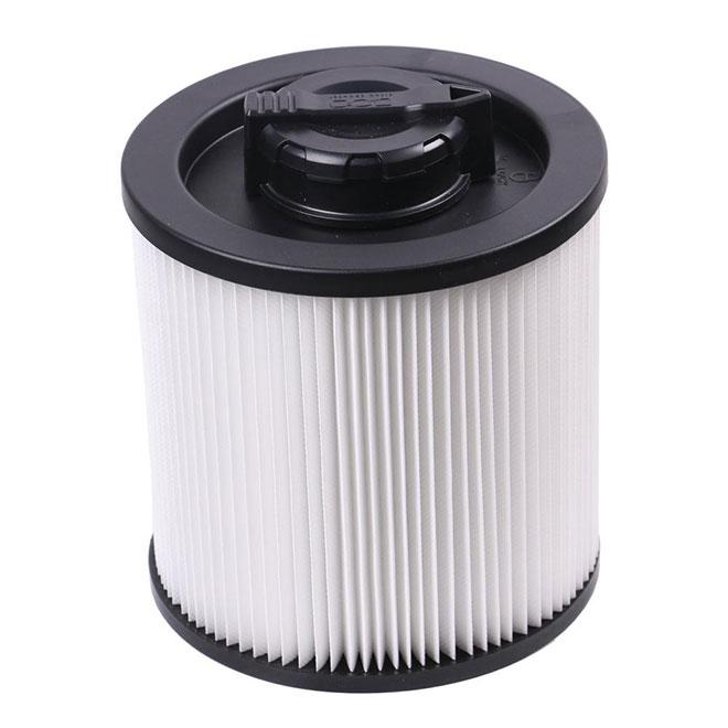 Cartridge Filter - 6 to 16 gal. - Large - Paper/Plastic
