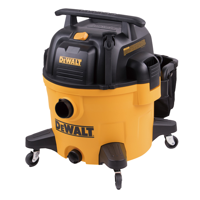 Dewalt Vacuum - Wet/Dry Waste - 9 Gallons - 5.0 HP