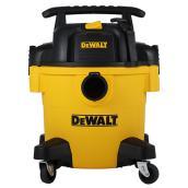 Aspirateur portatif DeWalt de 4 HP et 5 gallons pour résidus secs et humides
