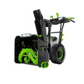 EGO Power+ Peak Power(TM) 2-Stage Snowblower - 56 V - 24-in
