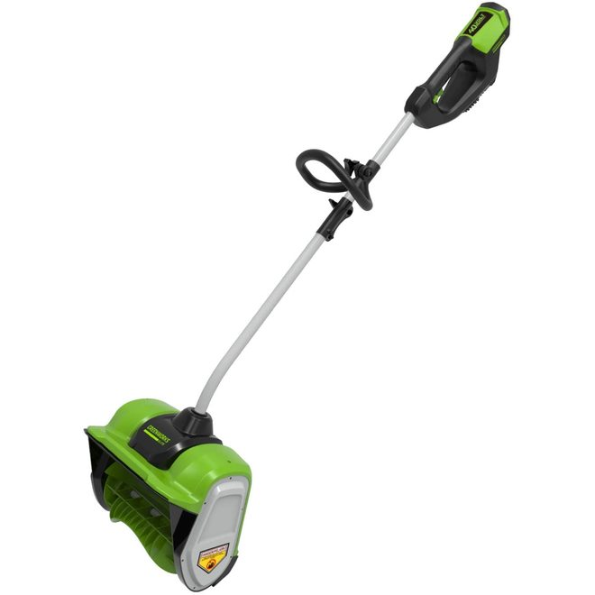 Greenworks Electric Snow Shovel - 40 V - 12-in