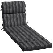 Garden Treasure Lounger Cushion Chair - 73'' x 23'' x 4''