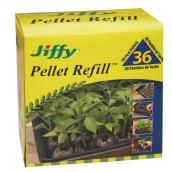 Jiffy Peat Pellets - 36/Pack