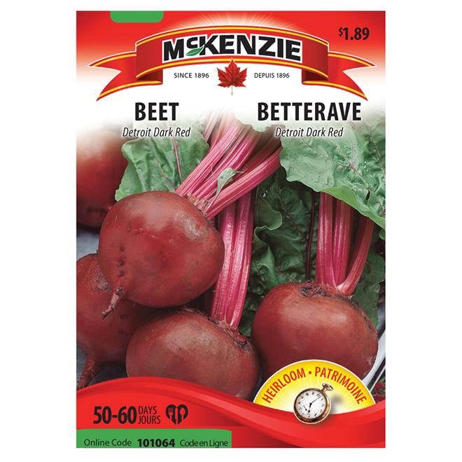 McKenzie Vegetable Seeds