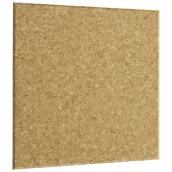 Bevelled Cork Tile - 12