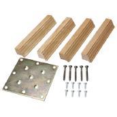Mounting Plate Kit - Hemlock