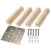 Mounting Plate Kit - Maple