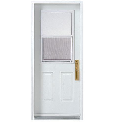 """Steel Door - #5 - 34"""" x 80"""" - Left"""