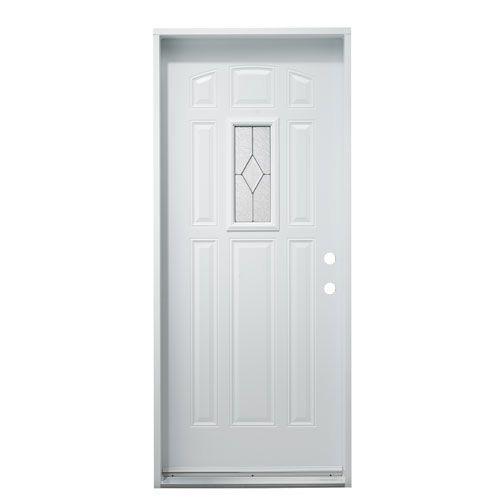 Melco Cabernet Exterior Door Cabernet 0001 Rona