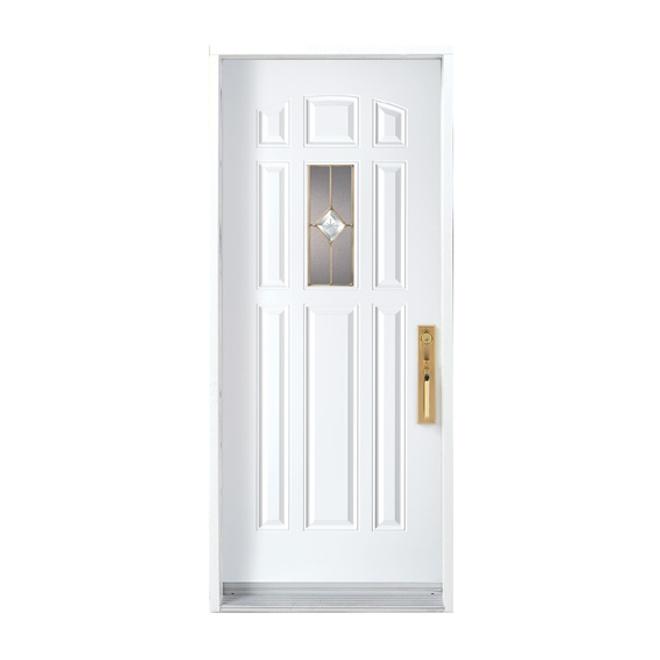 Melco Cabernet Exterior Door Cabernet 0002 Rona