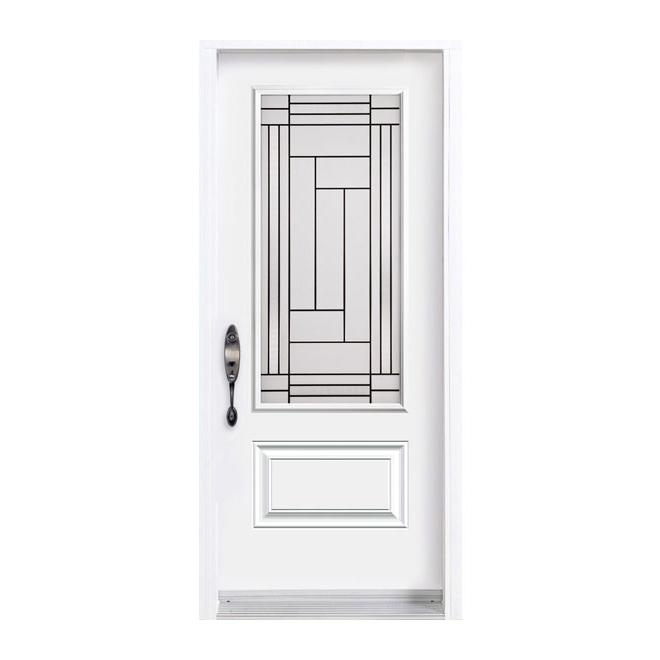 """""""Louisbourg"""" Steel door - Right"""
