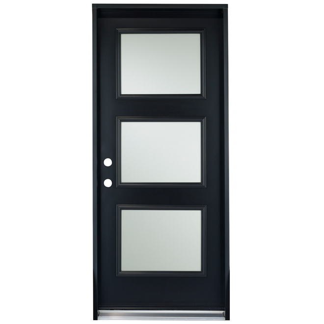 lite steel vision the l n b compressed exterior f with welded home frame door industries depot i windows doors gray commercial prehung