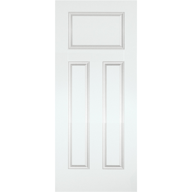 """Exterior Steel Door - 36"""" x 79"""" - Assorted Colours"""