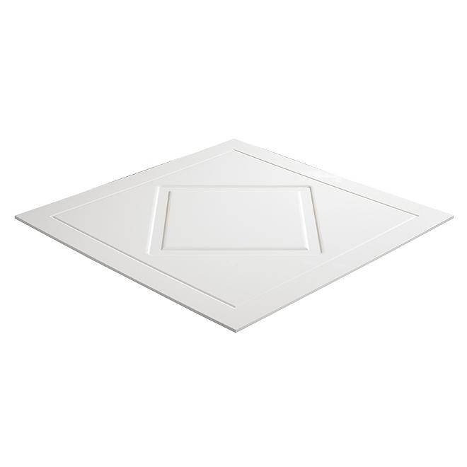 Tuile à plafond Hyatt, 2' x 2', boite de 8