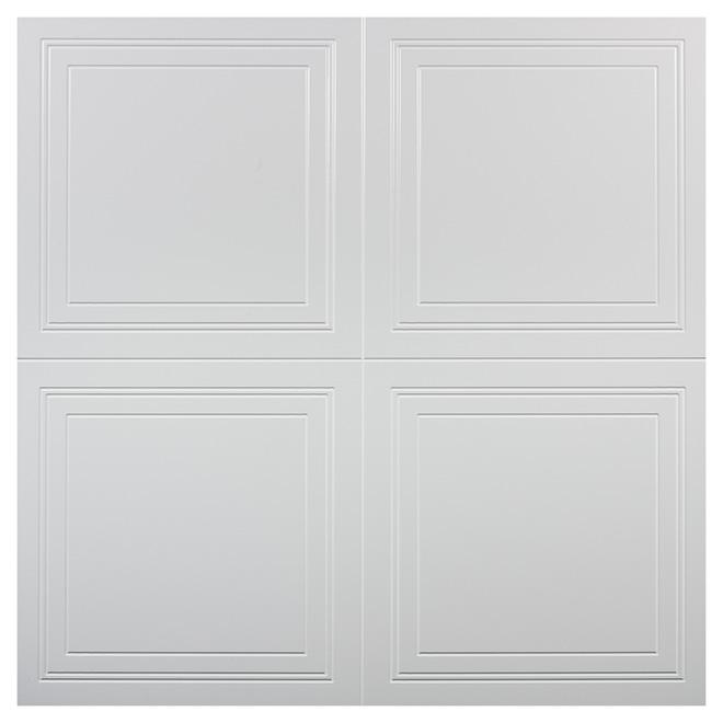 Tuile à plafond Victoria, 4' x 4', chaque