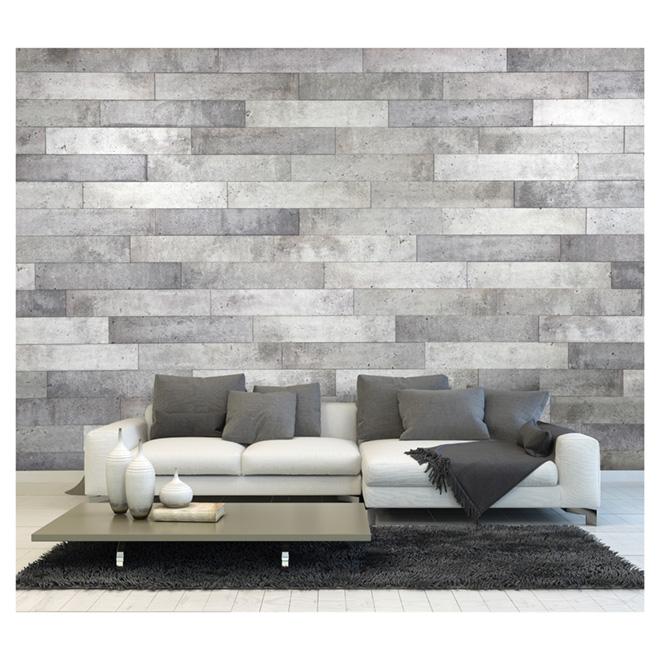 mur design rev tement mural duo b ton panduo632b rona. Black Bedroom Furniture Sets. Home Design Ideas