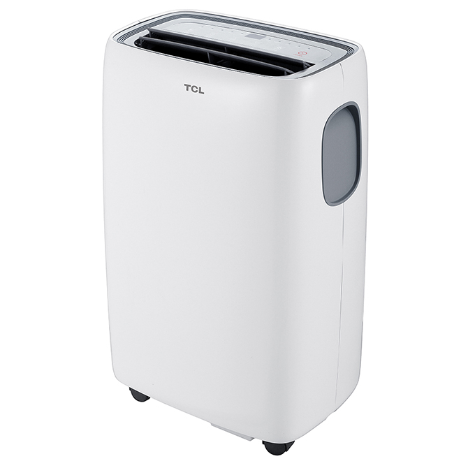 Portable Air Conditionner - 12,000 BTU - 550 sq. ft. - White