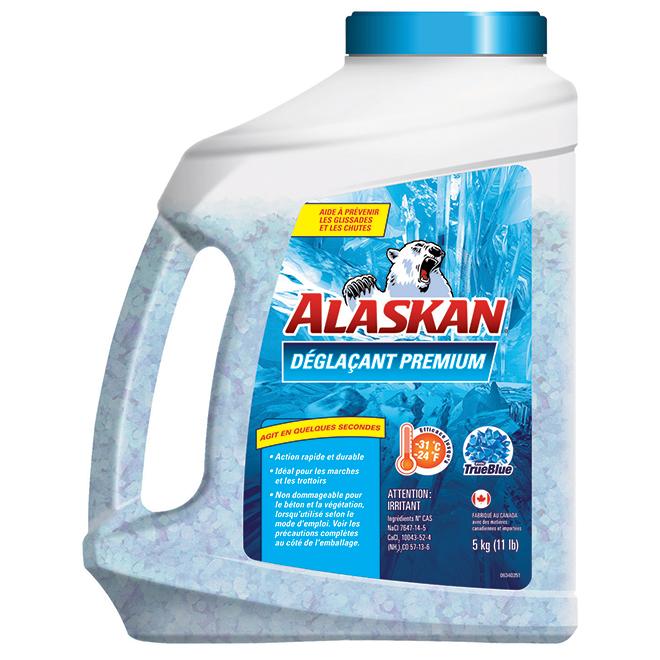 Déglaçant - Produit de déglaçage « Alaskan »