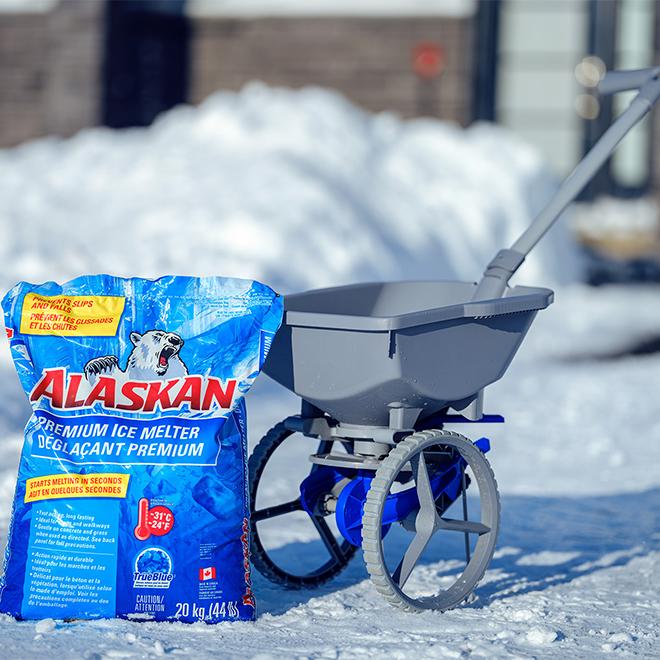 Alaskan Premium Ice Melter Bag - 20 kg