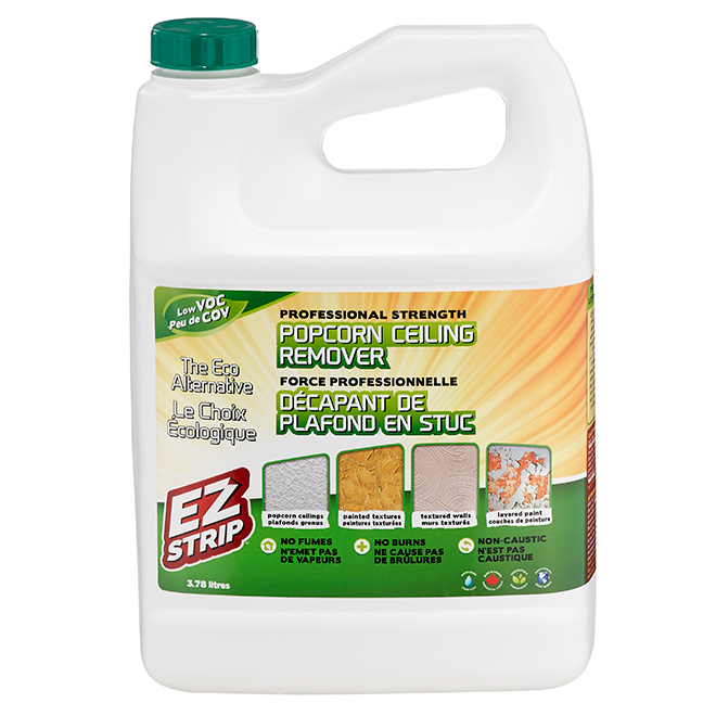 Popcorn Ceiling Remover - Professional Strength - 3.78 L