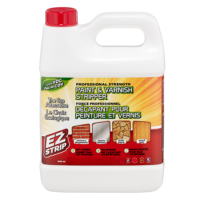 Paint and Varnish Stripper - 946 mL
