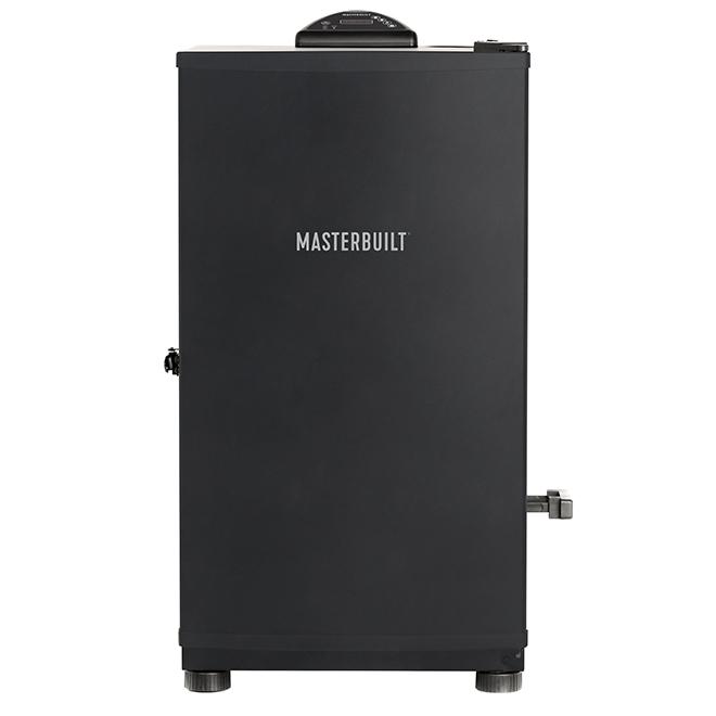 Digital Electric Smoker - 708.84 sq. in. - Black