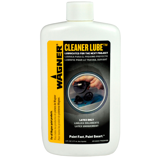 Paint Sprayer Cleaner Lube - 6 oz.