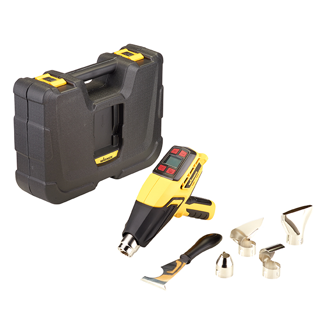 Pro Heat Gun - Furno 750 - Yellow and Black