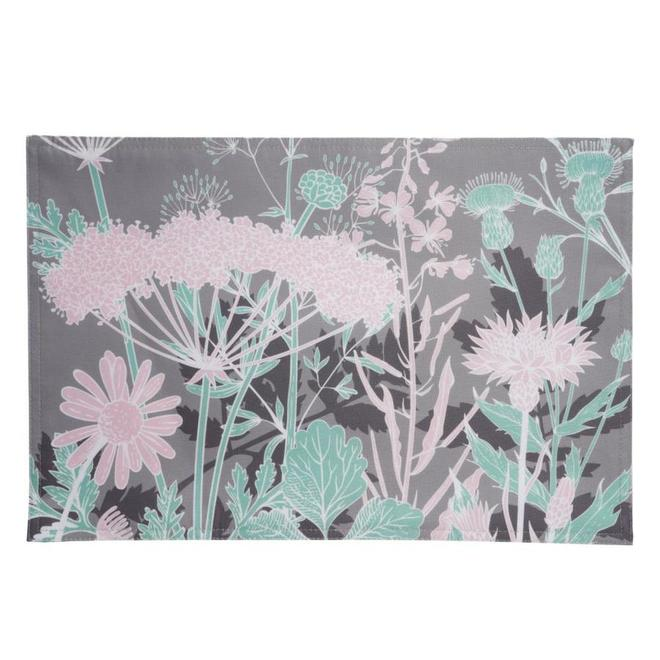 Napperon réversible, Allen + Roth, polyester, 19 po x 13 po, muliticouleur