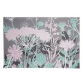 Allen + Roth Reversible Placemat - Polyester - 19-in x 13-in Multicolor