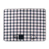 Couverture de pique-nique à carreau en polyester 50 po x 60 po