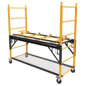 Metaltech Scaffold Bench 4 in 1 - Steel - 1,100 lb capacity