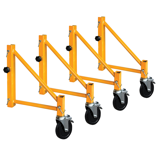 """Metaltech Set of 4 Outriggers - For Scaffolds - 16"""""""