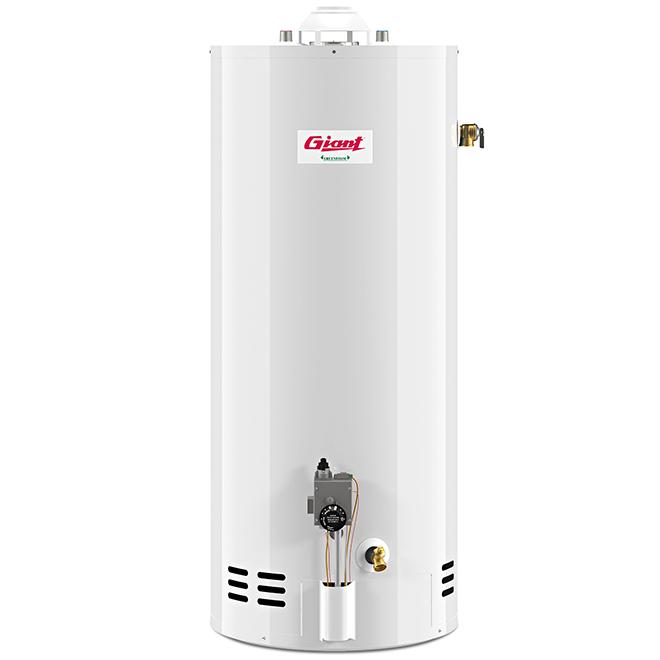Gas Water Heater - 30-Gallon US - 32000 BTU- Atmospheric