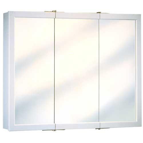 3-Door Medicine Cabinet