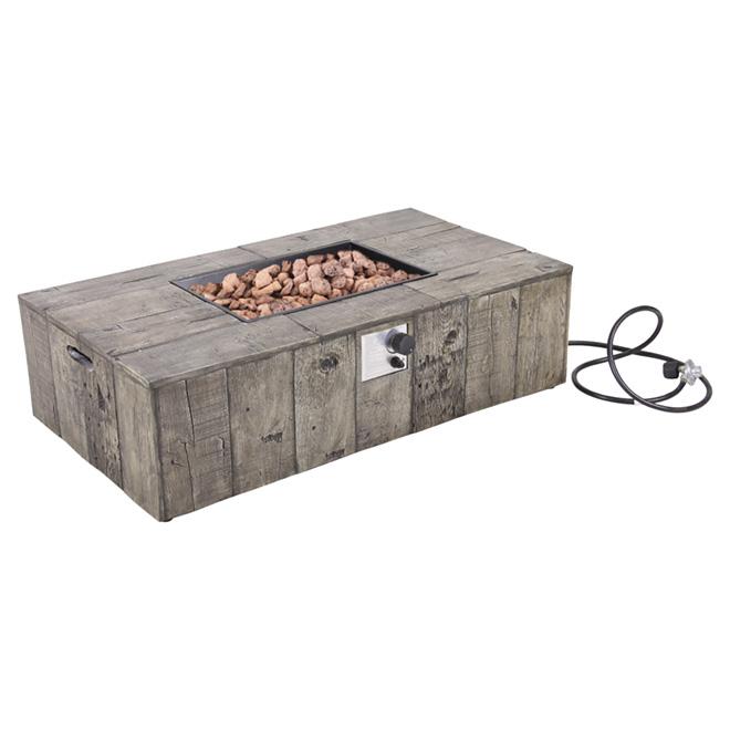 50 000  BTU Outdoor Fireplace