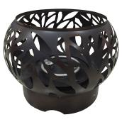 Propane Outdoor Fire Pit -Copenhague - Metal - 26