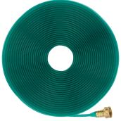 Boyau d'arrosage perforé, Miracle-Gro(MD), PVC, 50', vert