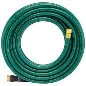 Boyau d'arrosage, Scotts(MD), PVC résine, 100' x 5/8'', vert