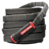 Craftsman(R) Garden Hose - 50' - PVC/Fabric - Black/Red