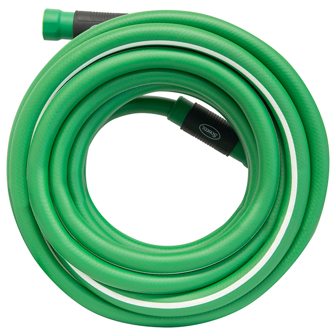 Scotts Pro Grade Garden Hose - PVC/Resin - 5/8'' - 50'