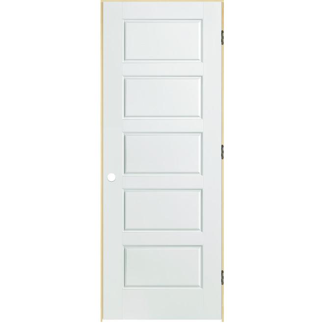 Door Riverside - Primed Hardboard - 18u0027u0027 ...  sc 1 st  Rona.ca & Door Riverside - Primed Hardboard - 18u0027u0027 x 80u0027u0027 | RONA