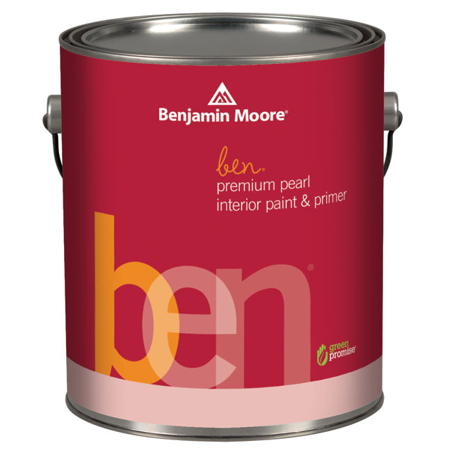 Interior Paint - Latex - Base 4 - Pearl Finish - 3.4 L