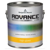 Advance Interior Paint, White, 3,78L