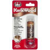 Mastic époxy réparation de bois brun pâle « Kwikwood » 28 g