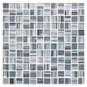 Glass mosaic wall tiles - 12